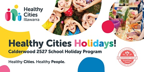 Healthy Cities Holidays - Calderwood Valley 2527 tickets