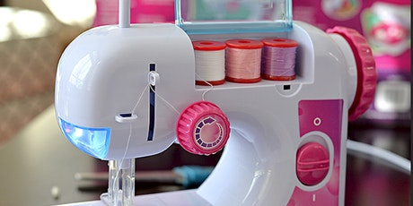 Little Kids Can Keep on Sewing and Sewing! (Wednesdays) tickets