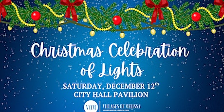 VOM HOA Christmas Celebration of Lights tickets