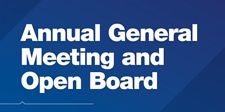 Monash Health 2020 Annual General Meeting and Open Board Meeting tickets