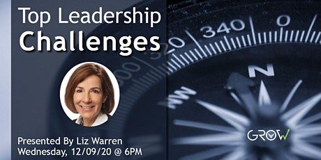Top Leadership Challenges Addressed tickets