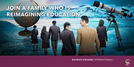 Experience The Dulwich Difference Tickets