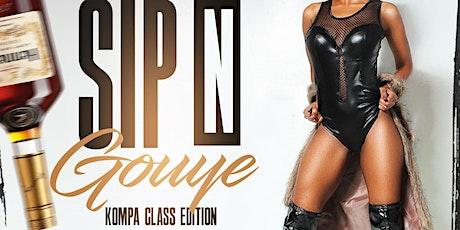 SIP N GOUYE KOMPA CLASS NOV 27TH tickets