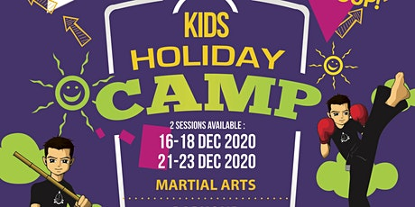 Kali Majapahit Kids Christmas Camp 2020 tickets
