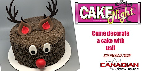CakeNight  - Rudolf tickets