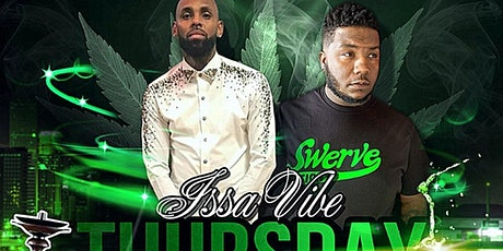 UPT Hemp Gas Lounge: Issa Vibe Thurs hosted x RocaB + RudeJude + DJKidNice tickets
