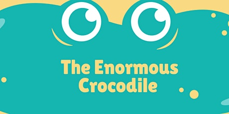 The Enormous Crocodile - Gympie Library Morning Session