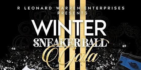 The Winter Sneaker Ball Gala tickets