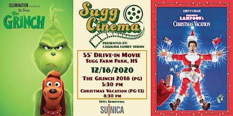 Sugg Cinema - Presented by Carolina Family Vision tickets