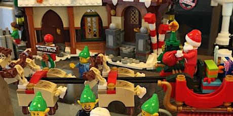 LEGO Club: Ho Ho Ho with Lego tickets