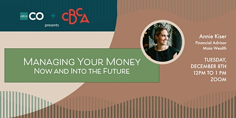 Managing Your Money Now and Into the Future tickets