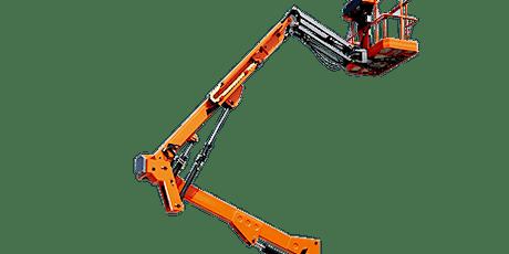 NOM 009 Plataforma Elevadora (Supervisor / Operador) entradas