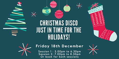 Christmas Disco tickets