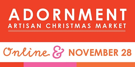 Adornment Artisan Christmas Market tickets