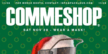COMMESHOPPE tickets