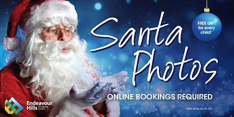 Endeavour Hills Santa Photos 2020 tickets
