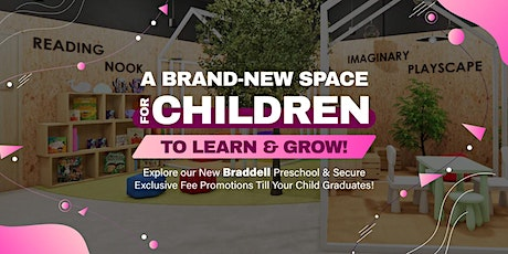 New Centre Opening Promotion - Mulberry Learning @ Braddell tickets