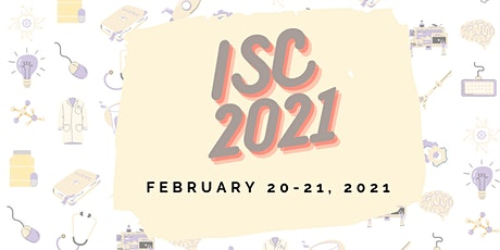 Interdisciplinary Science Competition 2021 tickets