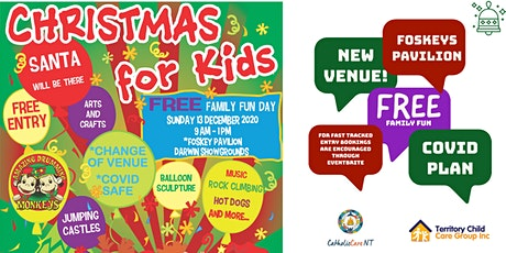 Christmas for Kids tickets