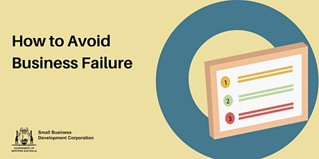How to Avoid Business Failure tickets