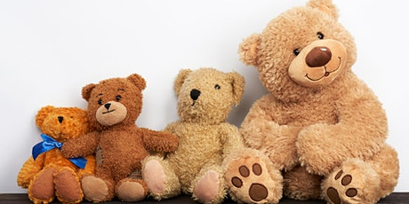 ADF families event: Teddy bears Christmas crafting, Kissingpoint Cottage tickets
