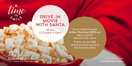 Christmas Drive-in Movie Night tickets