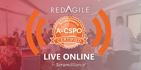 ADVANCED CERTIFIED PRODUCT OWNER®(ACSPO®)23-24 JAN  Australia Course Online tickets