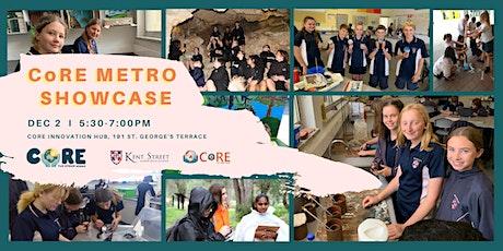 CoRE Metro Showcase tickets