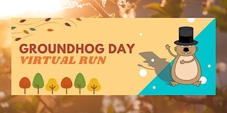 Groundhog Day Virtual Run tickets