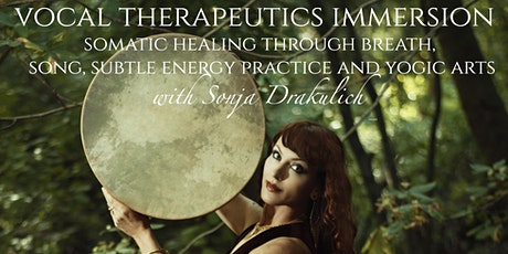 Vocal Therapeutics Immersion tickets