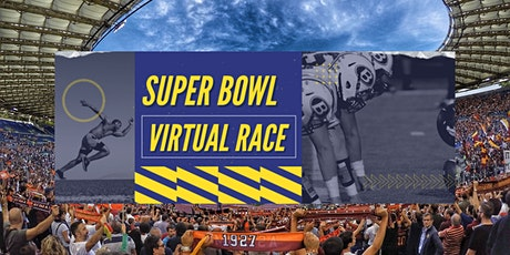 Super Bowl Virtual Race tickets