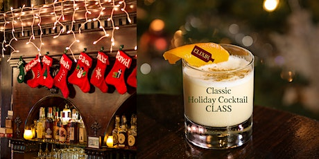 Classic Holiday Cocktails from a Classic Holiday Bar tickets