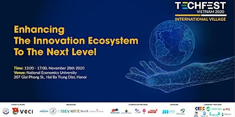 ENHANCING THE INNOVATION ECOSYSTEM TO THE NEXT LEVEL tickets