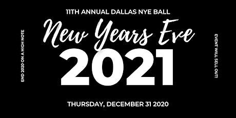 11th Annual Dallas NYE Ball tickets