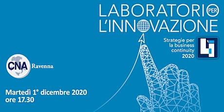 Laboratorio per l'Innovazione biglietti