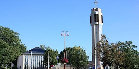 Gottesdienst in der Stadtkirche Stadtallendorf