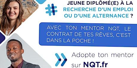 Rencontre NQT en Ligne : Booste ta recherche d'emploi ou d'alternance  ! billets
