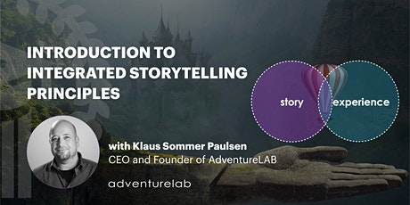 Introduction to Integrated Storytelling Principles, December 16th, 2020 tickets