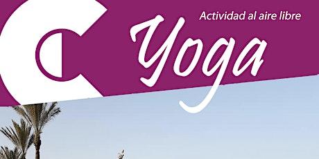 Yoga en Castelló. Parque de Rafalafena entradas