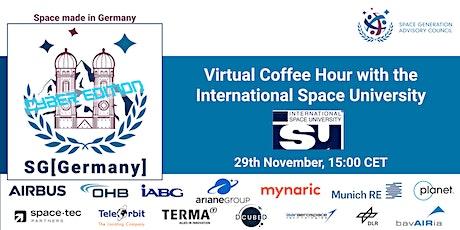 SG[Germany] - Virtual Coffee Hour with ISU tickets