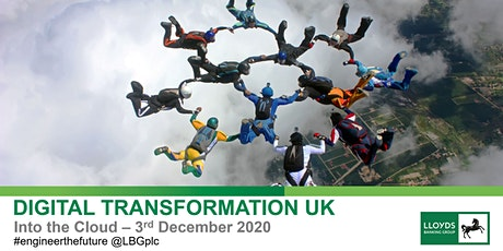 Digital Transformation UK: Into the Cloud tickets