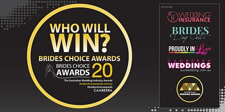 2020 Brides Choice Awards - Canberra tickets
