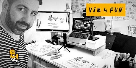 """Visualize 4 FUN"" REMOTE Workshop Tickets"