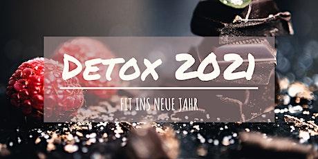 DETOX 2021 - Fit ins neue Jahr Tickets