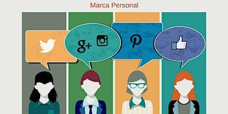 Webinar Emplea: Marca Personal: ¿Qué mensaje quiero transmitir? entradas