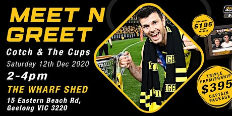 Cotch & The Cups Meet 'n Greet Geelong! tickets