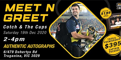 Cotch & The Cups Meet 'n Greet Truganina! tickets