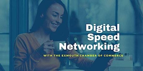 Digital Speed Networking tickets
