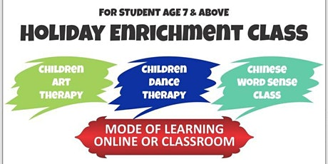 School Holidays Enrichment Programme