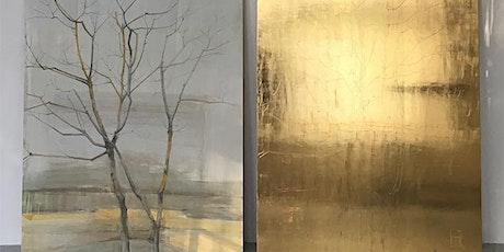 Workshop schilderen met goud tickets